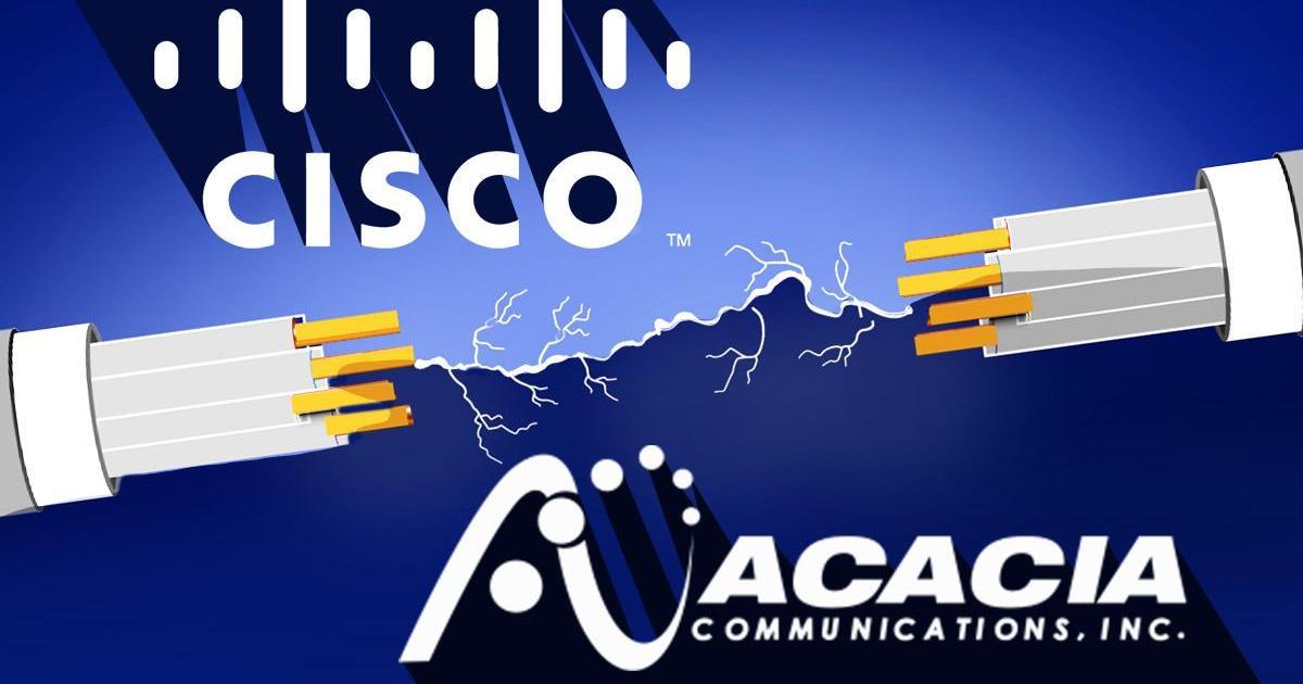 Cisco chtělo šetřit, místo toho kupuje Acacii za 4,5 mld. dolarů