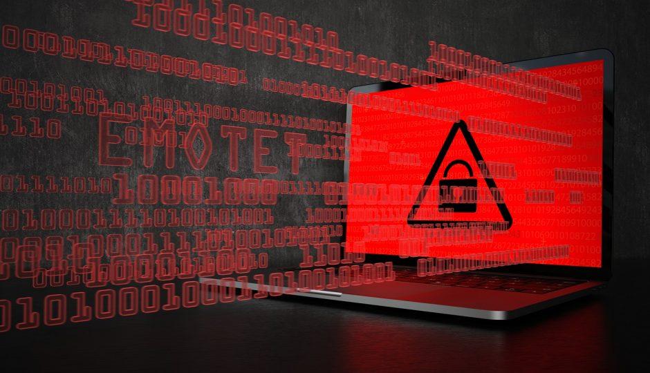 Spyware hrozí v ČR: Podvodné e-maily mohou vést k odcizení hesel