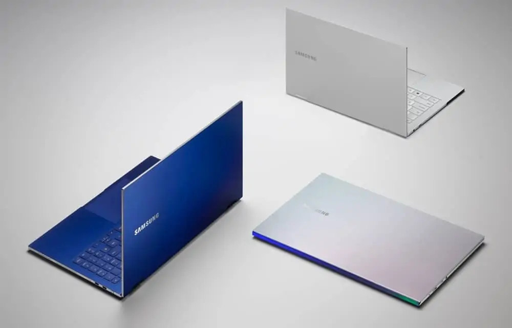 Samsung uvádí Galaxy Book Pro a Galaxy Book Pro 360