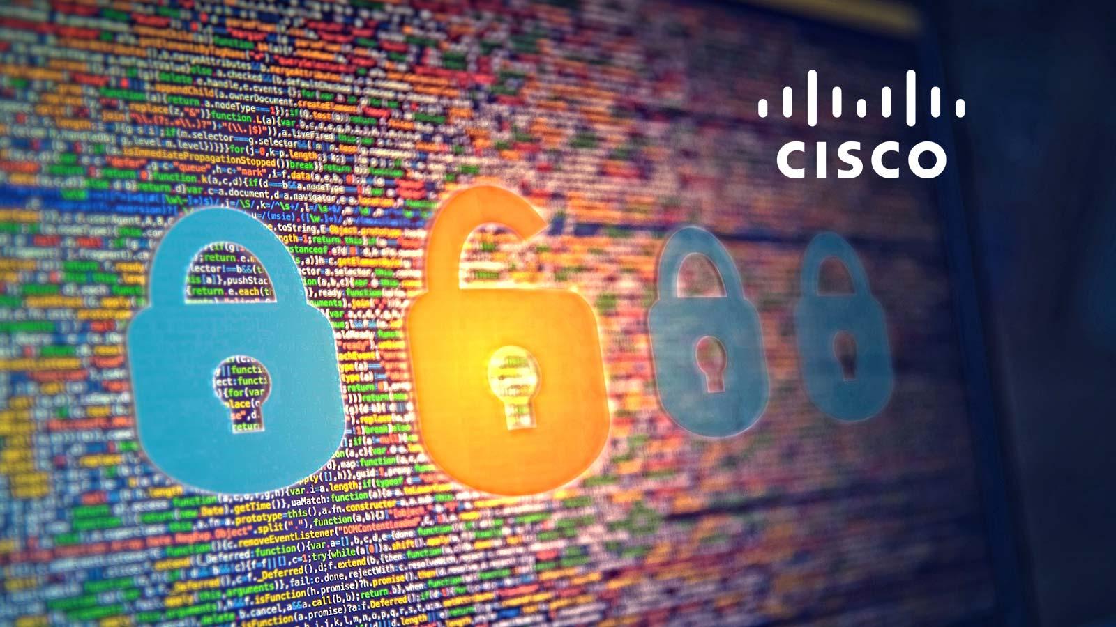 Cisco kupuje kyberbezpečnostní společnost Kenna