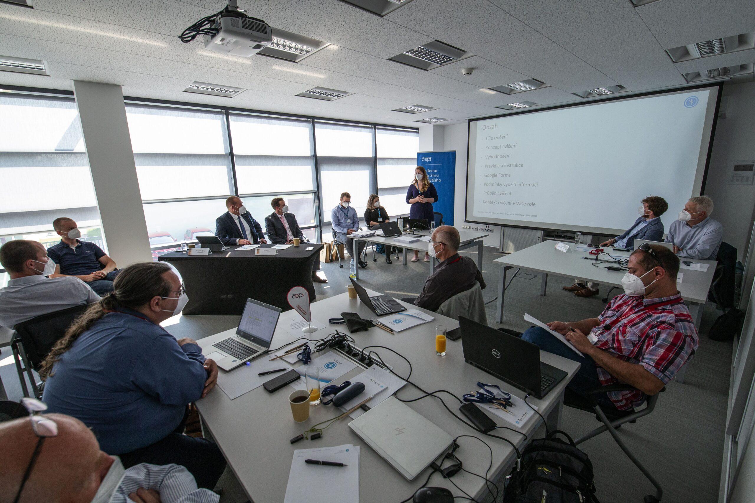 Největší cvičení ČEPS a NÚKIB prověřilo, jak by energetici zvládli kyberútok