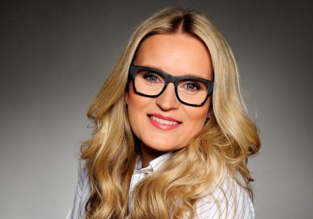 Veronika Brázdilová VP pro firmy Vodafone. Péči a prodej vede Hoerová