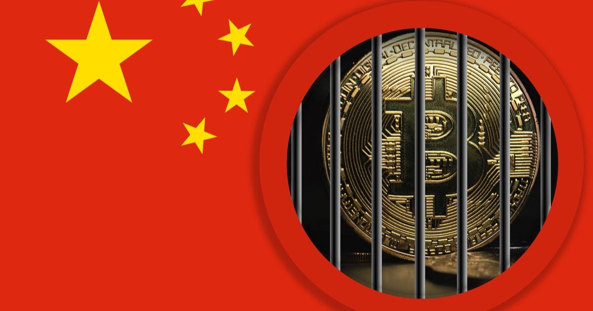 Čína zasáhla proti těžařům a kryptoměny se strmě propadly