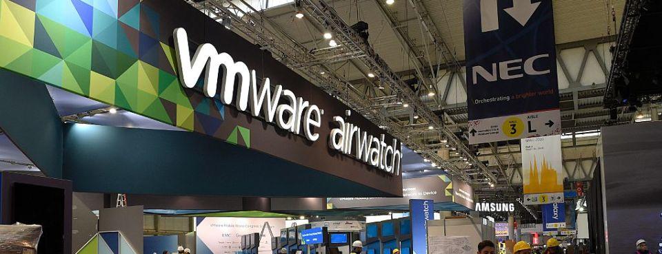 VMware měl v prvním čtvrtletí čistý zisk 425 milionů USD