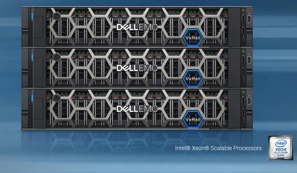 Dell uvedl hyperkonvergovaný systém Dell EMC VxRail pro zrychlení dat